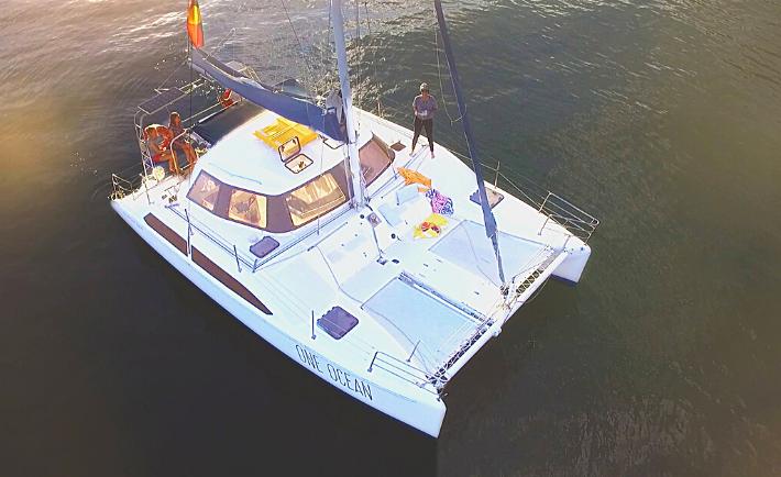 One Ocean Catamaran Hire