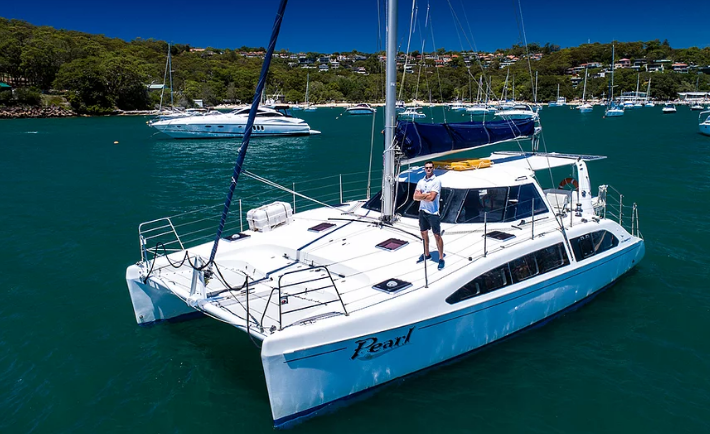 Pearl Catamaran Hire