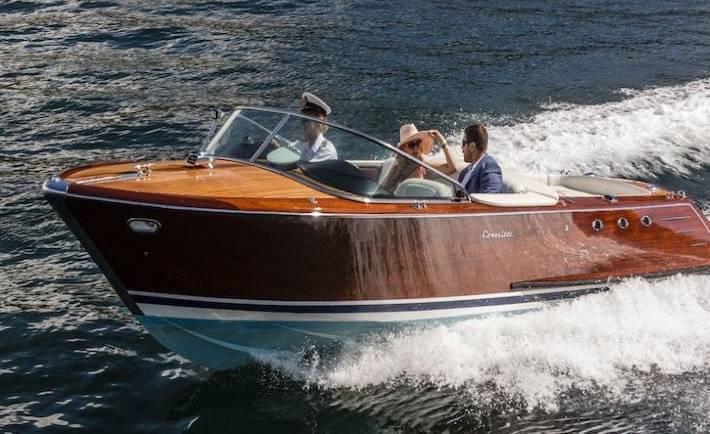 La Dolce Vita Boat Charter