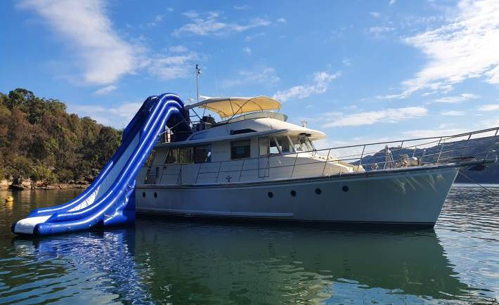 John Oxley Charter Boat Hire