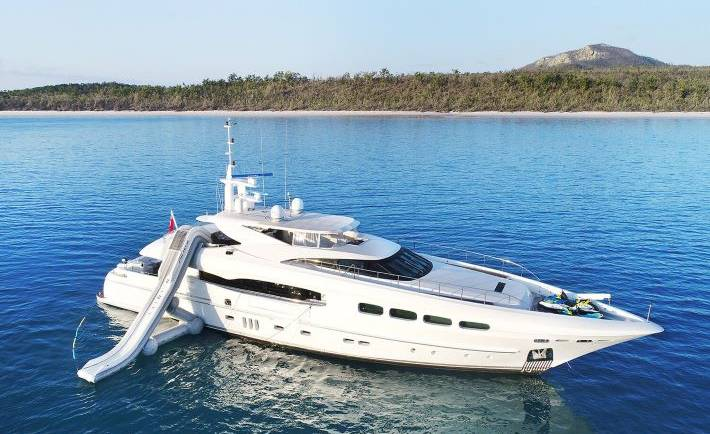 Infinity Pacific Boat Hire