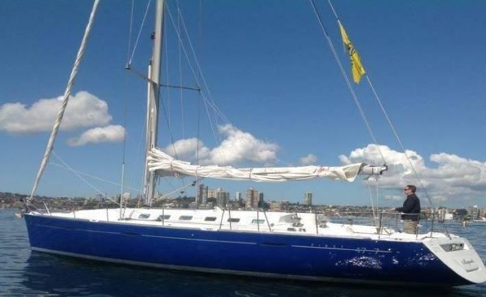 Beneteau 47.7 Yacht Hire