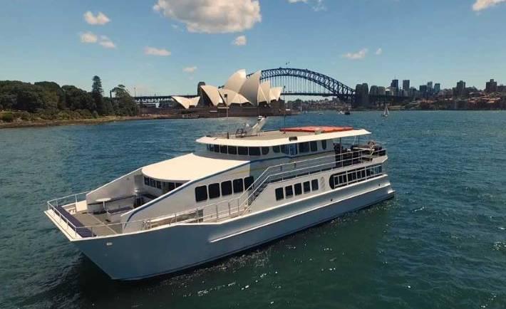 Eclipse Catamaran Charter