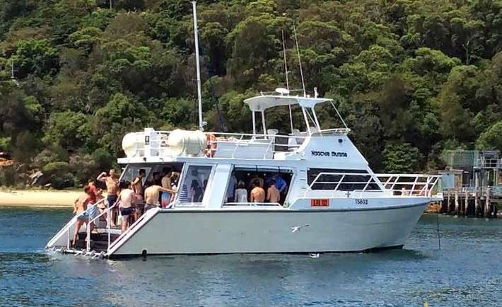 Hoochie Mumma Boat Charter
