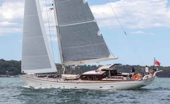 ATAO Luxury Yacht Hire