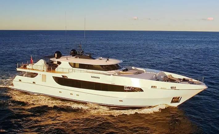 Sahana Boat Charter