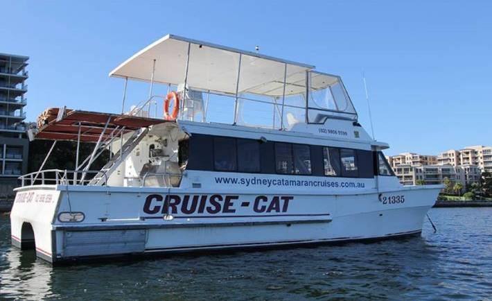 Cruise Cat Vessel Hire