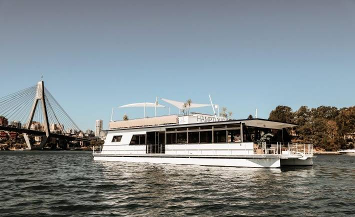 Hamptons Function Boat Hire