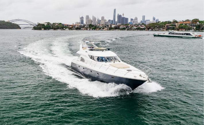 Sunseeker Luxury Boat Charter