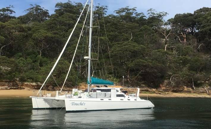 Sea Monkey Catamaran Hire