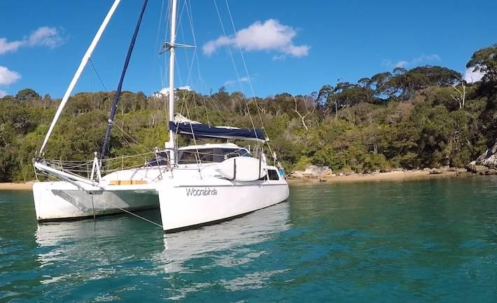 Woorabinda Catamaran Charter